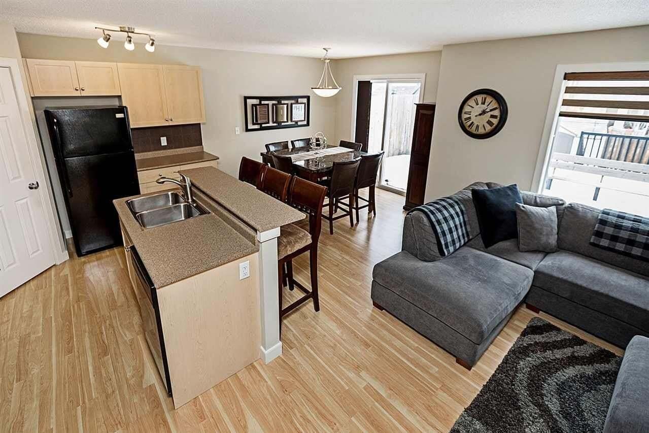 Townhouse for sale at 6102 Sunbrook Ld Sherwood Park Alberta - MLS: E4193814