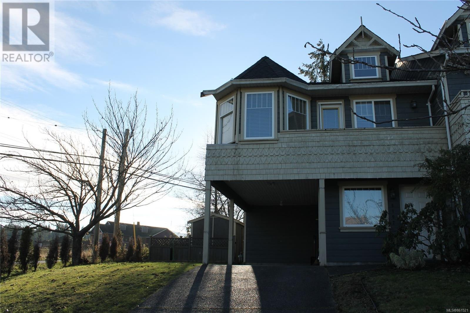 Townhouse for sale at 6102 Westridge Rd Duncan British Columbia - MLS: 861521