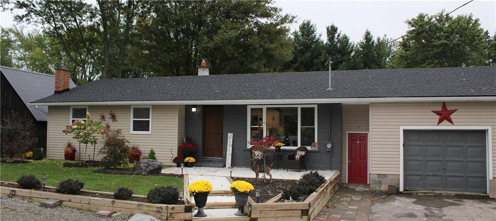 House for sale at 61021 Regional Rd 27 Rd Welland Ontario - MLS: 30780524