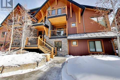 Townhouse for sale at 101 Stewart Creek Landng Unit 6103 Canmore Alberta - MLS: 49679