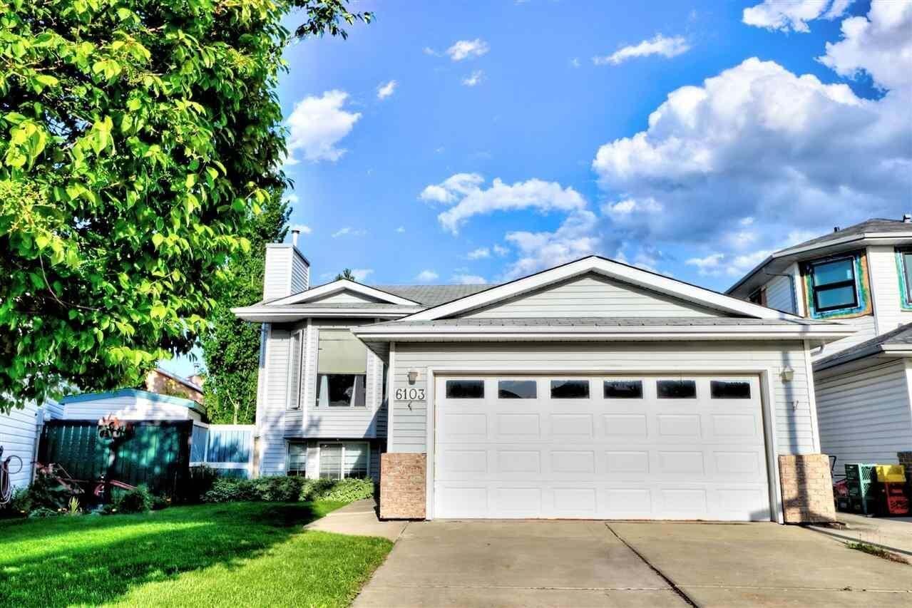 House for sale at 6103 157 Av NW Edmonton Alberta - MLS: E4203634