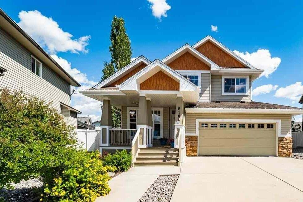 House for sale at 6104 Stinson Wy NW Edmonton Alberta - MLS: E4207174