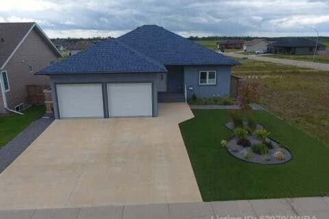 House for sale at 6107 52 Ave  Barrhead Alberta - MLS: AW52079