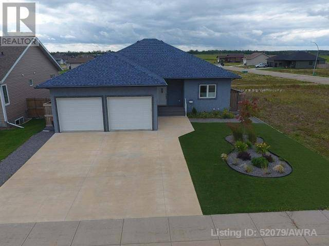 House for sale at 6107 52 Ave Town Of Barrhead Alberta - MLS: 52079