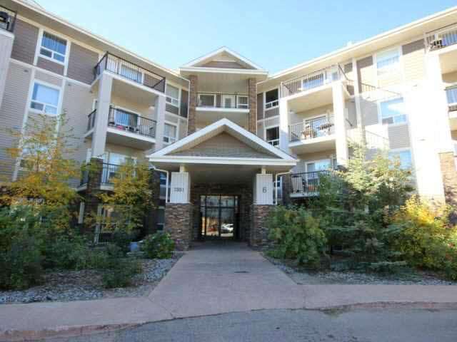For Sale: 6107 - 7331 South Terwillegar Drive, Edmonton, AB | 2 Bed, 2 Bath Condo for $209,800. See 9 photos!
