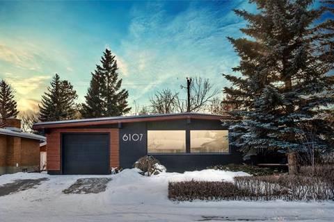 House for sale at 6107 Lockinvar Rd Southwest Calgary Alberta - MLS: C4281410