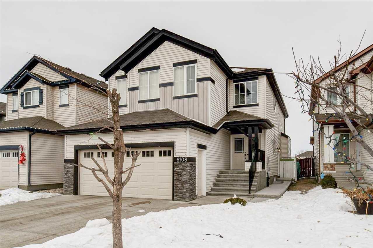 House for sale at 6108 10 Av SW Edmonton Alberta - MLS: E4224694