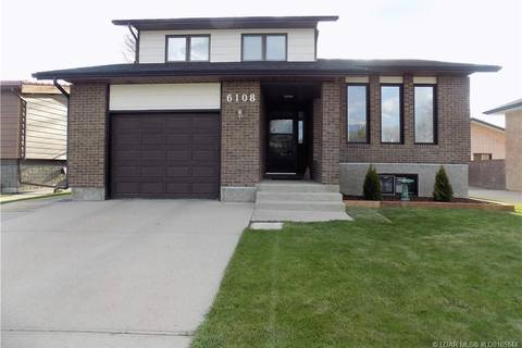 House for sale at 6108 53 St Taber Alberta - MLS: LD0165844