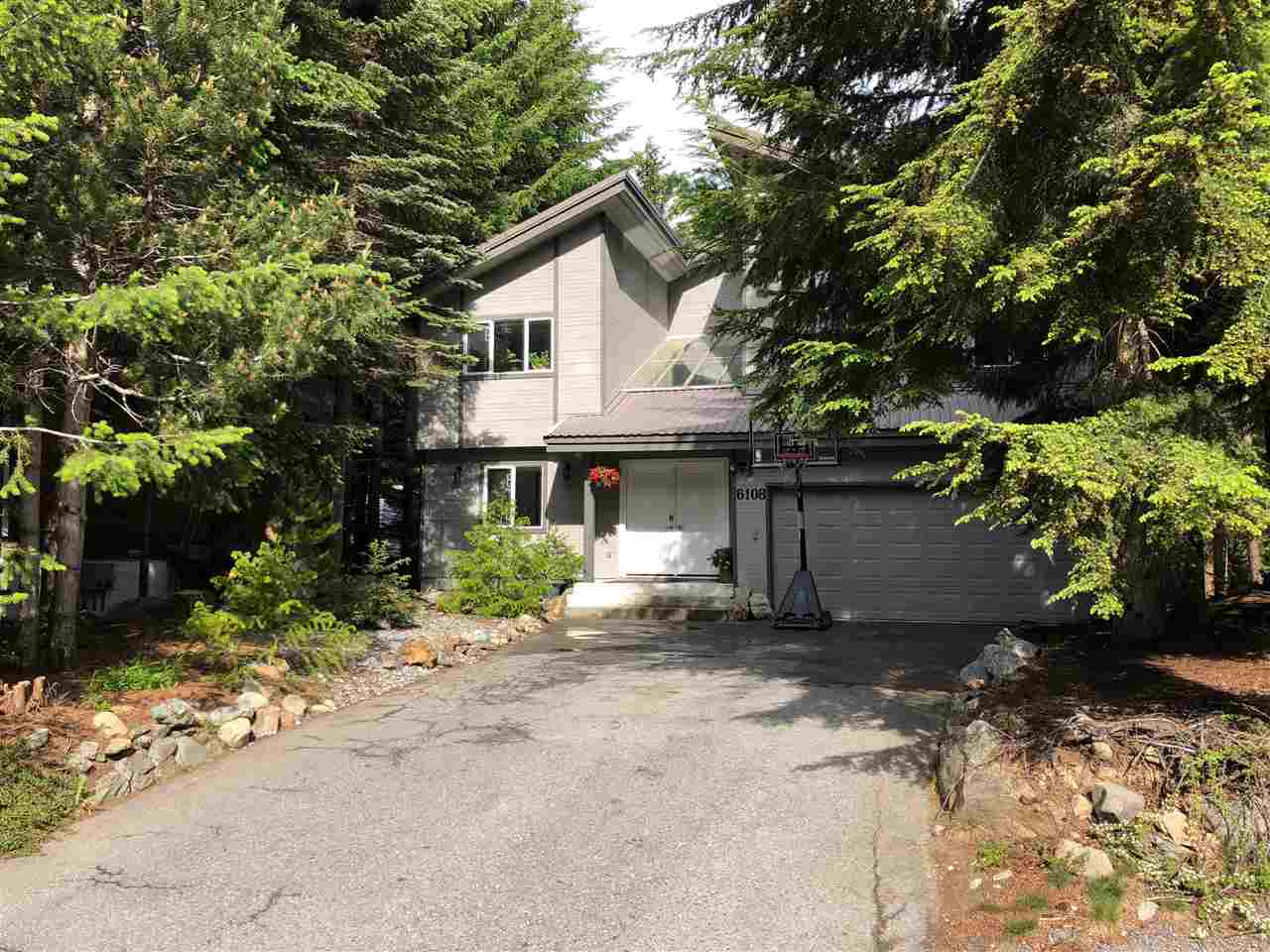 Sold: 6108 Eagle Drive, Whistler, BC