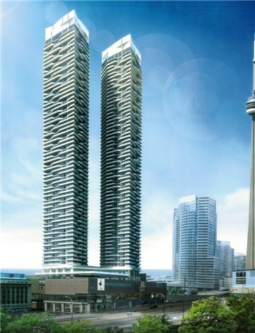 For Rent: 6109 - 88 Harbour Street, Toronto, ON | 1 Bed, 1 Bath Condo for $2,200. See 11 photos!