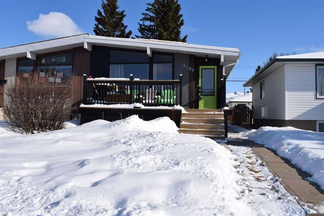 Townhouse for sale at 6109 97a Av NW Edmonton Alberta - MLS: E4193032