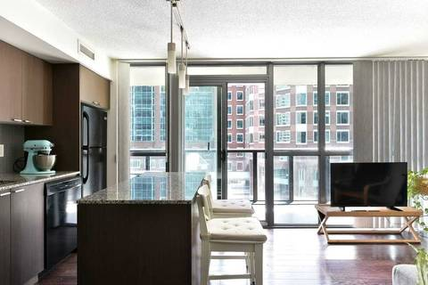 Condo for sale at 110 Charles St Unit 611 Toronto Ontario - MLS: C4514313