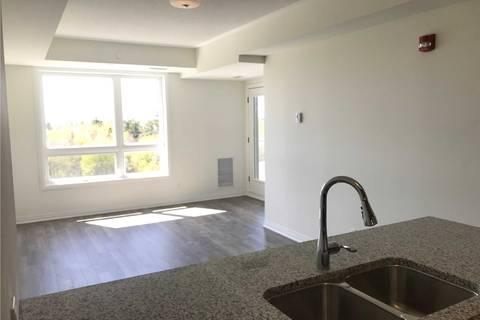 Apartment for rent at 2 Adam Sellers St Unit 611 Markham Ontario - MLS: N4456356