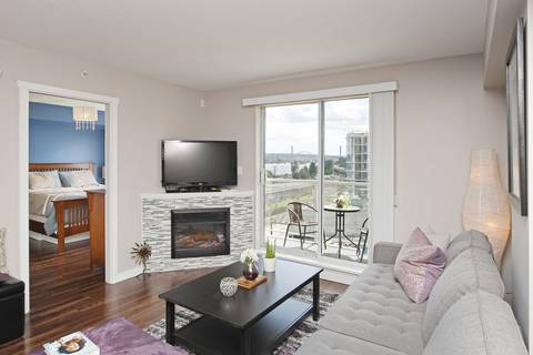 Condo for sale at 200 Keary St Unit 611 New Westminster British Columbia - MLS: R2382190