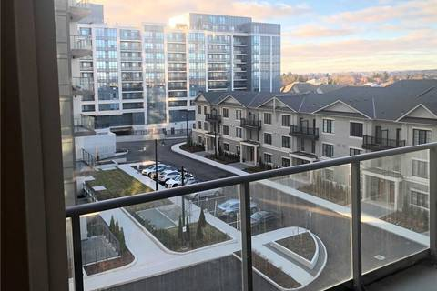 Apartment for rent at 398 Highway 7 Hy Unit 611 Richmond Hill Ontario - MLS: N4645159