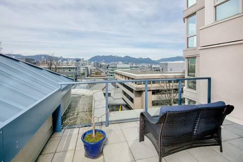 Condo for sale at 500 10th Ave W Unit 611 Vancouver British Columbia - MLS: R2381638