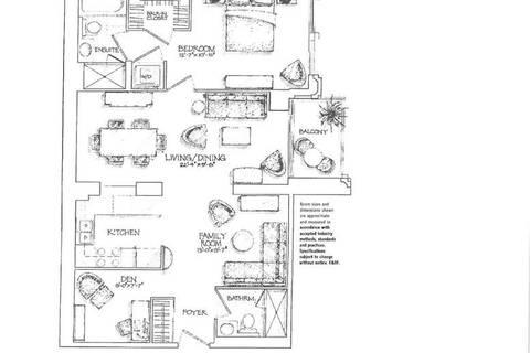 Apartment for rent at 628 Fleet St Unit 611 Toronto Ontario - MLS: C4631831