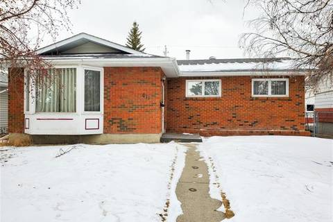 House for sale at 611 84 Ave Southwest Calgary Alberta - MLS: C4291865