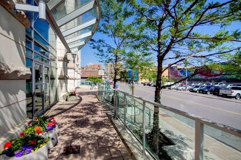 Apartment for rent at 9 George St Unit 611 Brampton Ontario - MLS: W4670472