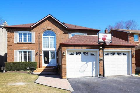House for sale at 611 Amberwood Cres Pickering Ontario - MLS: E4733700