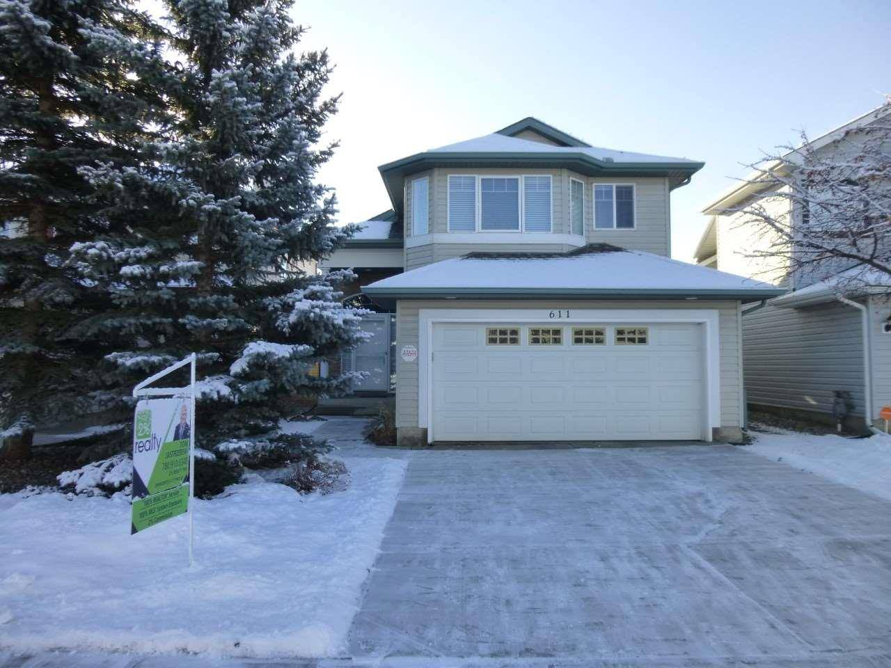 House for sale at 611 Beck Cs Sw Edmonton Alberta - MLS: E4175149