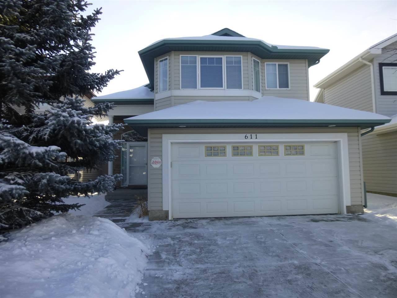 House for sale at 611 Beck Cs Sw Edmonton Alberta - MLS: E4186420