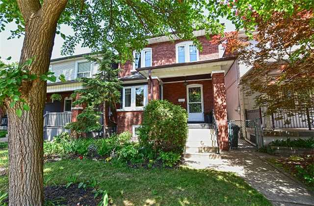 Sold: 611 Durie Street, Toronto, ON