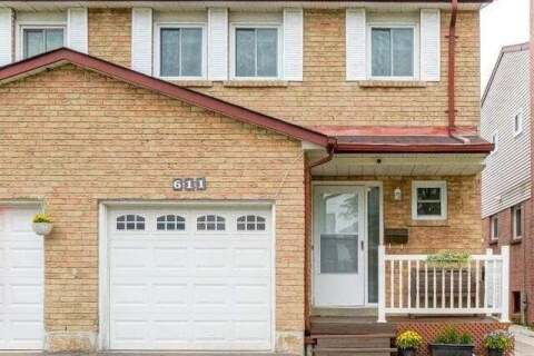 Townhouse for sale at 611 Galloway Cres Mississauga Ontario - MLS: W4804266