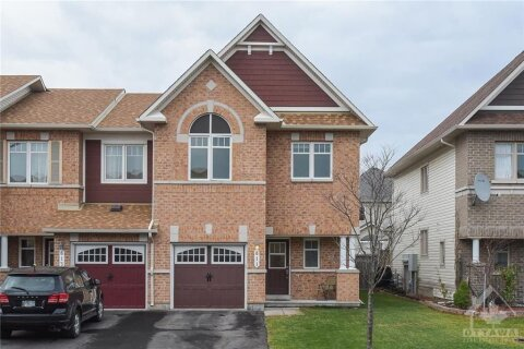 House for sale at 611 Glastonbury Wk Ottawa Ontario - MLS: 1219931