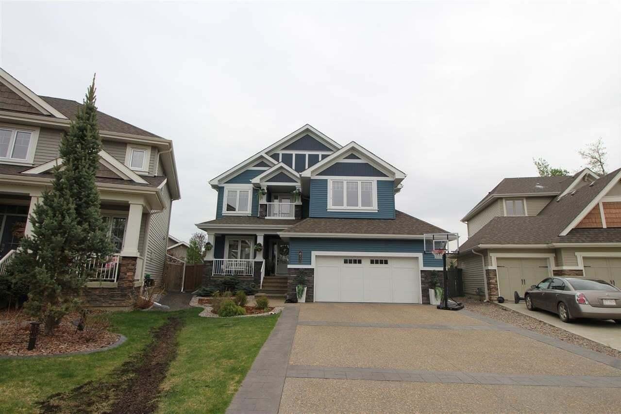 House for sale at 611 Hemingway Pt NW Edmonton Alberta - MLS: E4198155