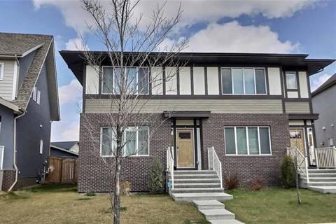 Townhouse for sale at 611 Mahogany Blvd Southeast Calgary Alberta - MLS: C4243507