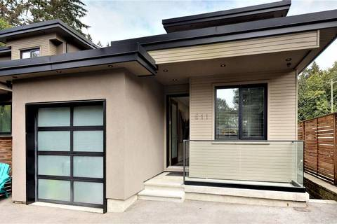 House for sale at 611 Riverside Dr North Vancouver British Columbia - MLS: R2400684