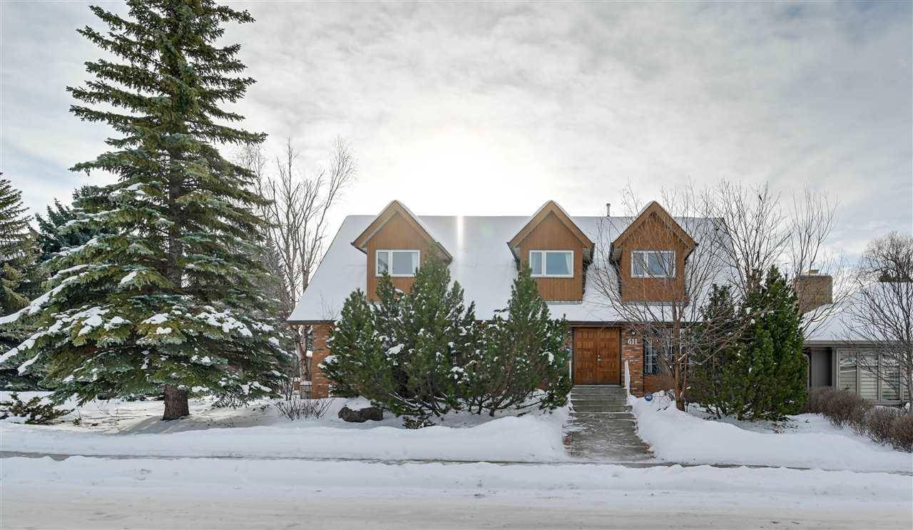 House for sale at 611 Romaniuk Rd Nw Edmonton Alberta - MLS: E4186284