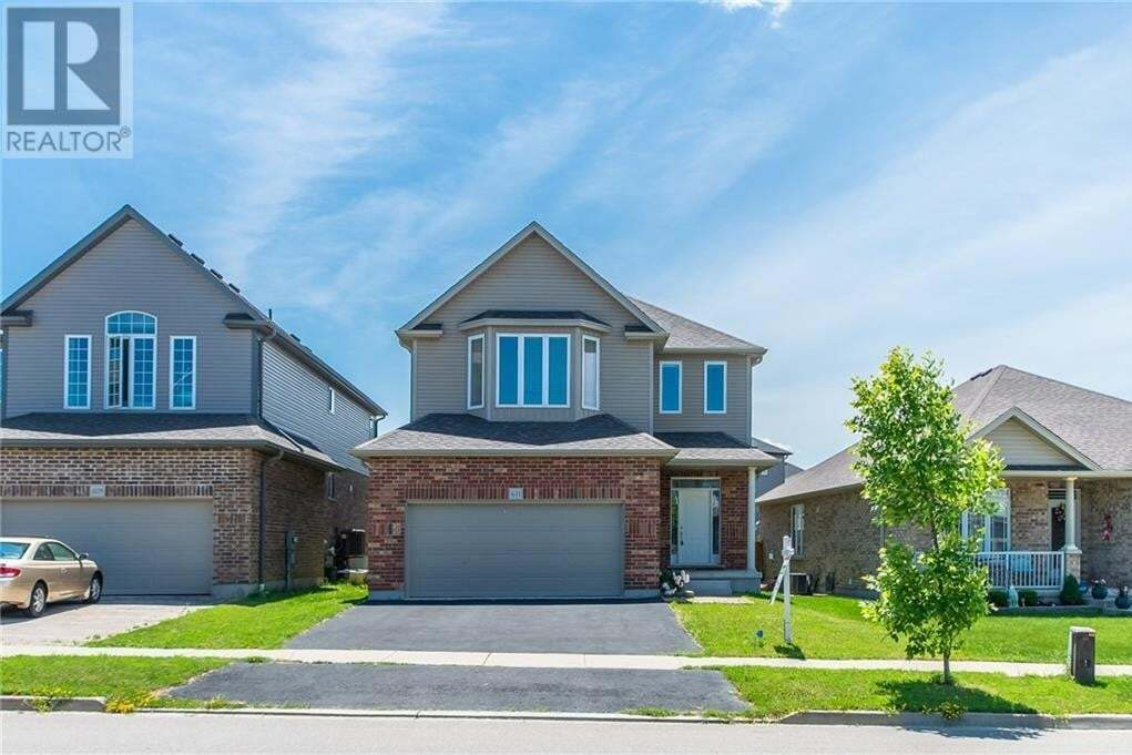 House for sale at 611 Thorndale Dr Waterloo Ontario - MLS: 30818292