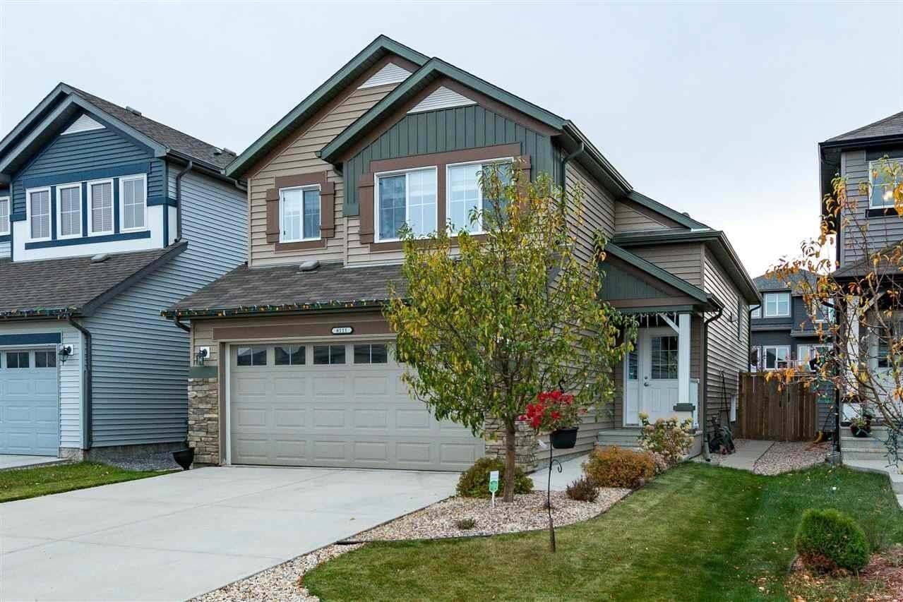 House for sale at 6111 18 Av SW Edmonton Alberta - MLS: E4218036