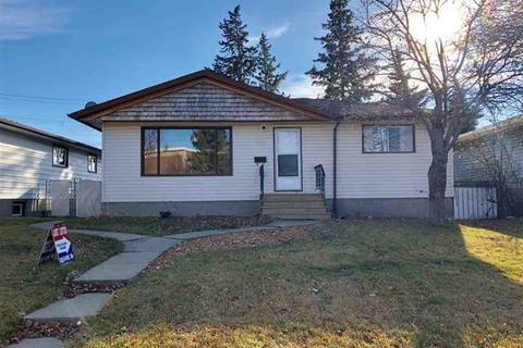 House for sale at 6111 95 Ave Nw Edmonton Alberta - MLS: E4149896