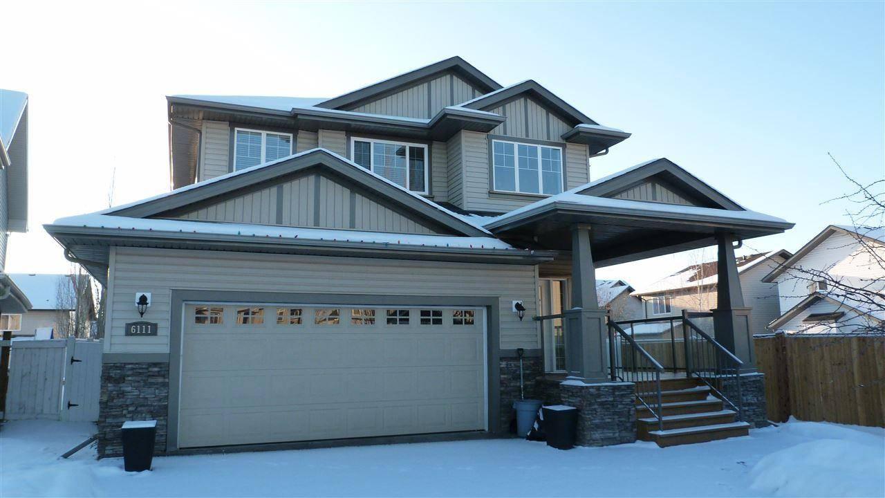 House for sale at 6111 Stinson Wy Nw Edmonton Alberta - MLS: E4182738