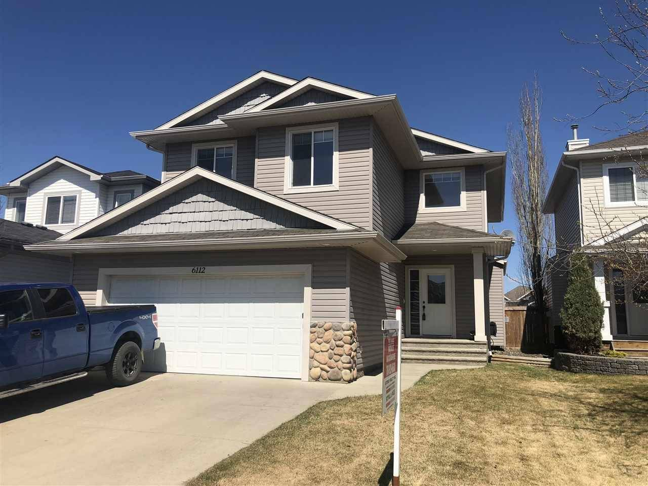 House for sale at 6112 52 Ave Beaumont Alberta - MLS: E4193491