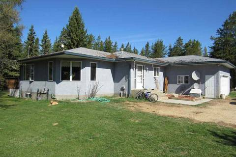 House for sale at 61127 Hwy.  Rural Barrhead County Alberta - MLS: E4135862