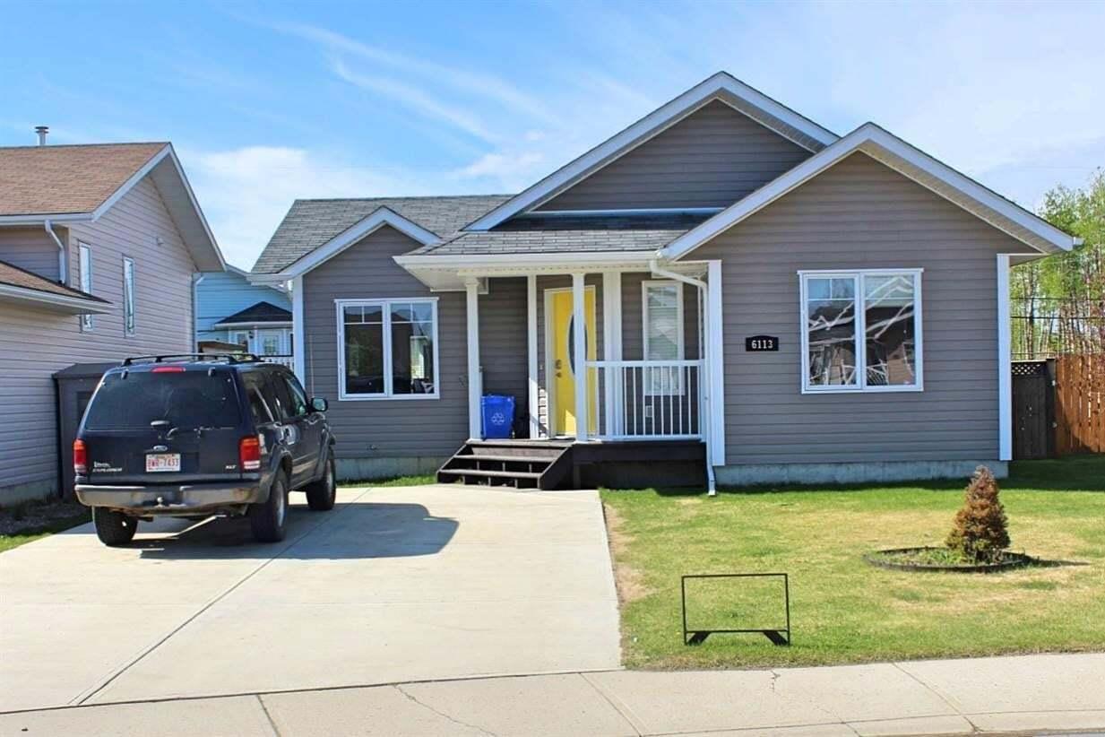 House for sale at 6113 54 Av Cold Lake Alberta - MLS: E4185767