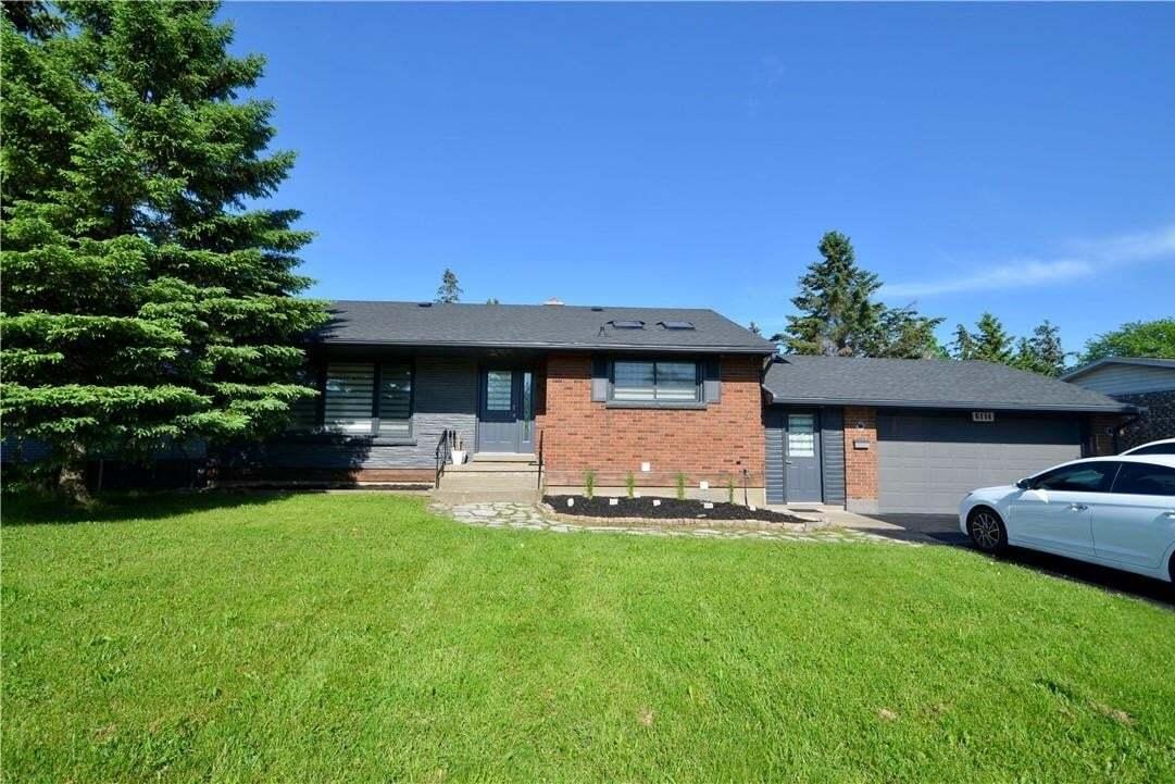 House for sale at 6114 Kalar Rd Niagara Falls Ontario - MLS: H4079520