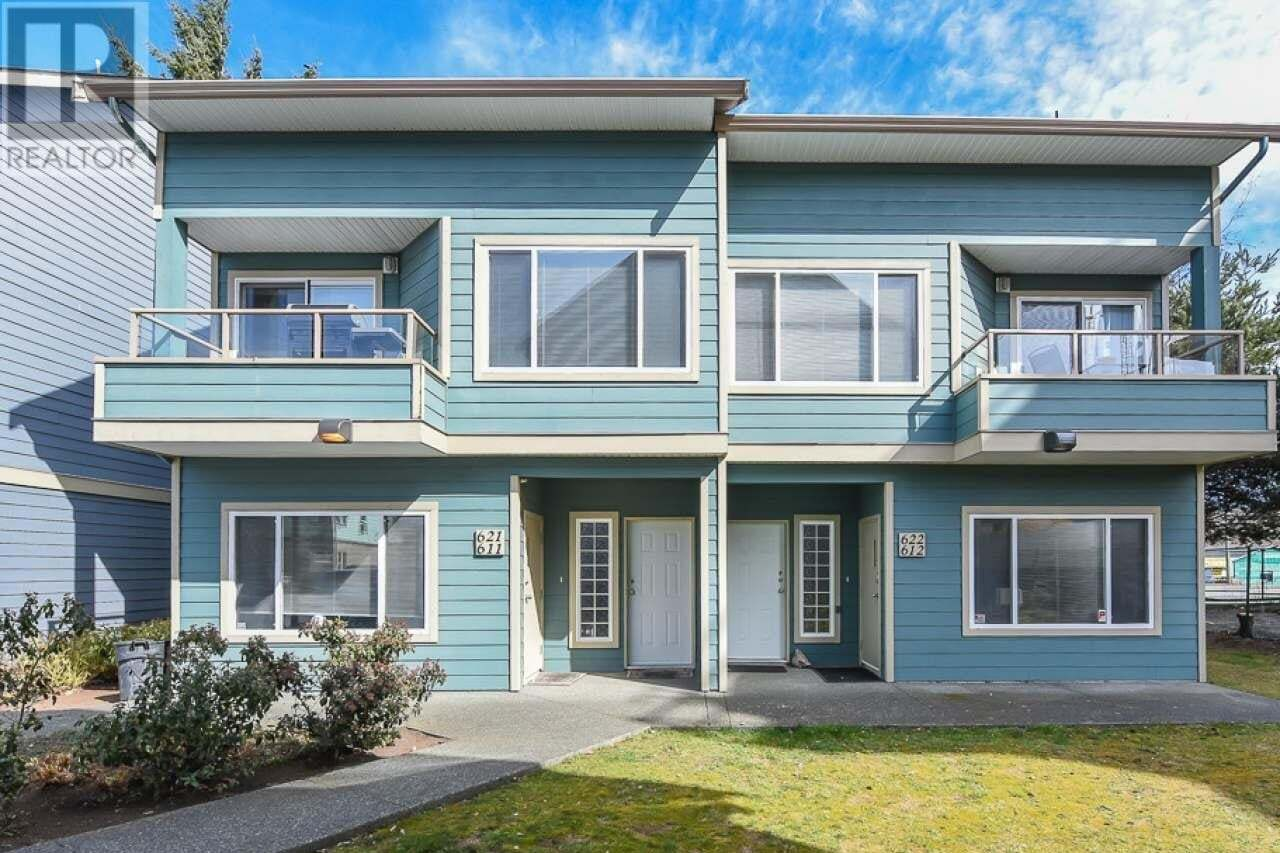 Townhouse for sale at 3030 Kilpatrick  Unit 612 & 622 Courtenay British Columbia - MLS: 833499