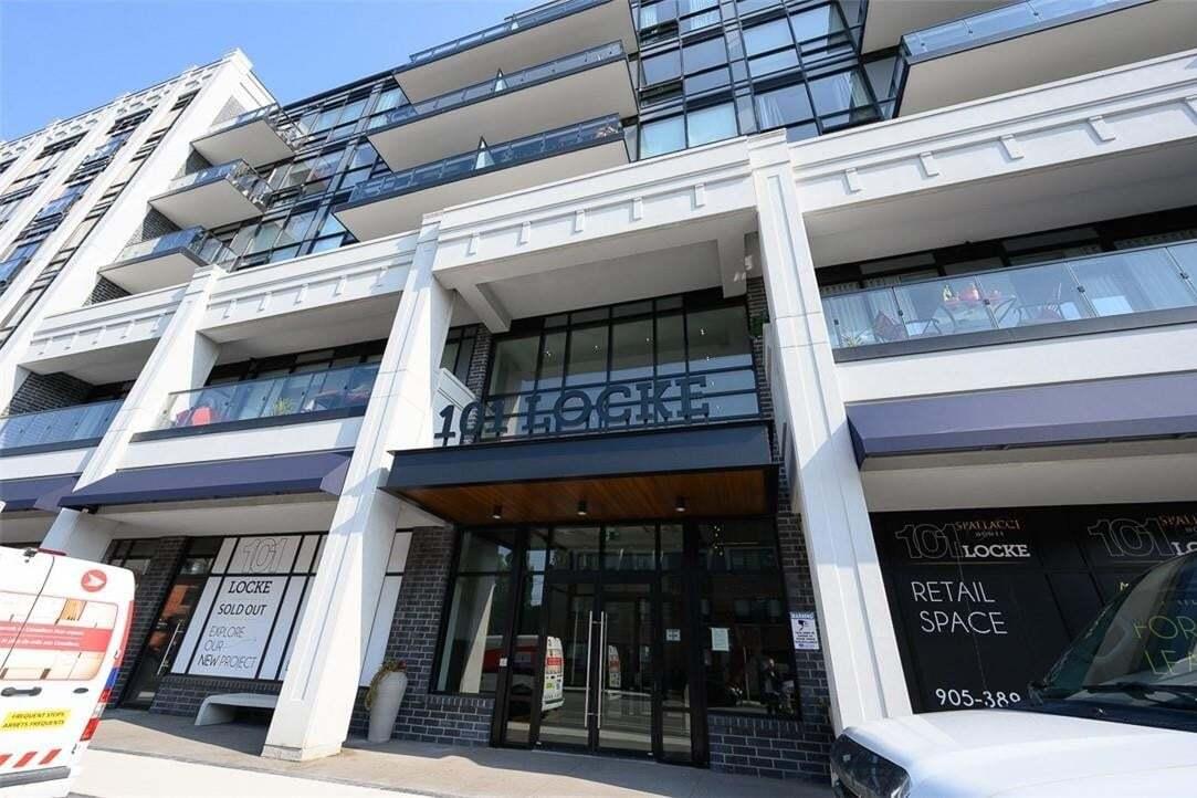 Apartment for rent at 101 Locke St S Unit 612 Hamilton Ontario - MLS: H4091085