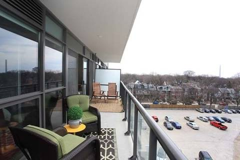 Apartment for rent at 1201 Dundas St Unit 612 Toronto Ontario - MLS: E4730568