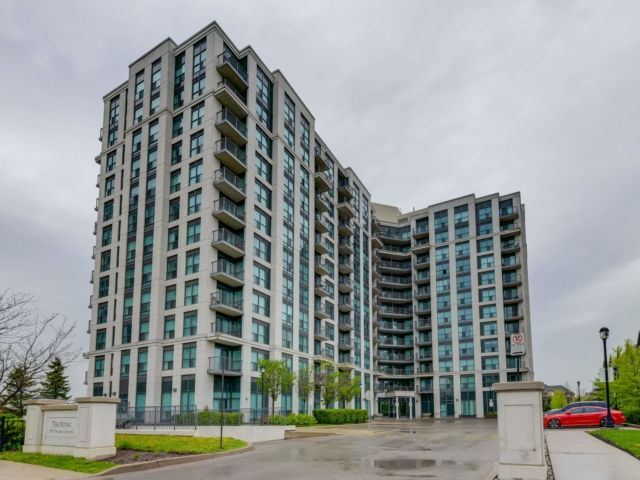 For Sale: 612 - 185 Oneida Crescent, Richmond Hill, ON | 2 Bed, 2 Bath Condo for $469,000. See 19 photos!