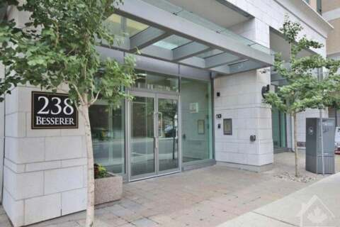 Condo for sale at 238 Besserer St Unit 612 Ottawa Ontario - MLS: 1211086