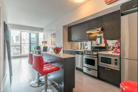 Apartment for rent at 320 Richmond St Unit 612 Toronto Ontario - MLS: C4689535