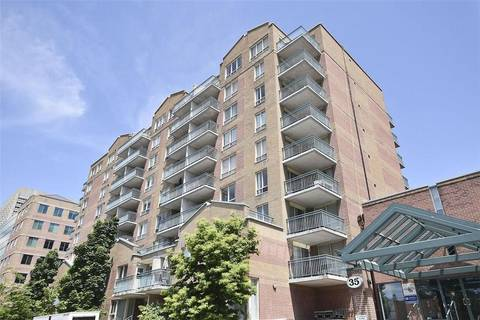 Condo for sale at 35 Holland Ave Unit 612 Ottawa Ontario - MLS: 1156301