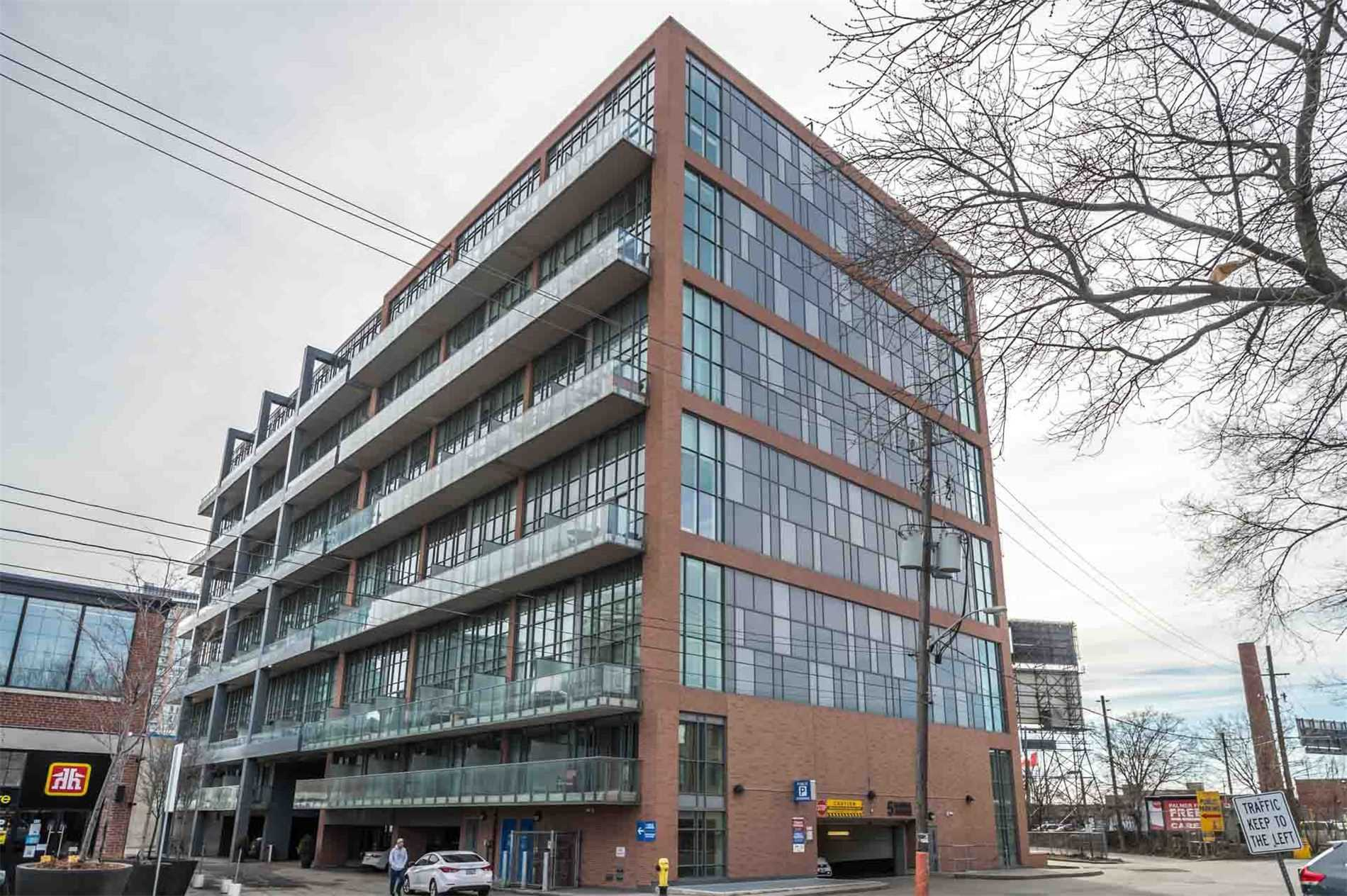For Sale: 612 - 5 Hanna Avenue, Toronto, ON | 1 Bed, 2 Bath Condo for $699900.00. See 29 photos!