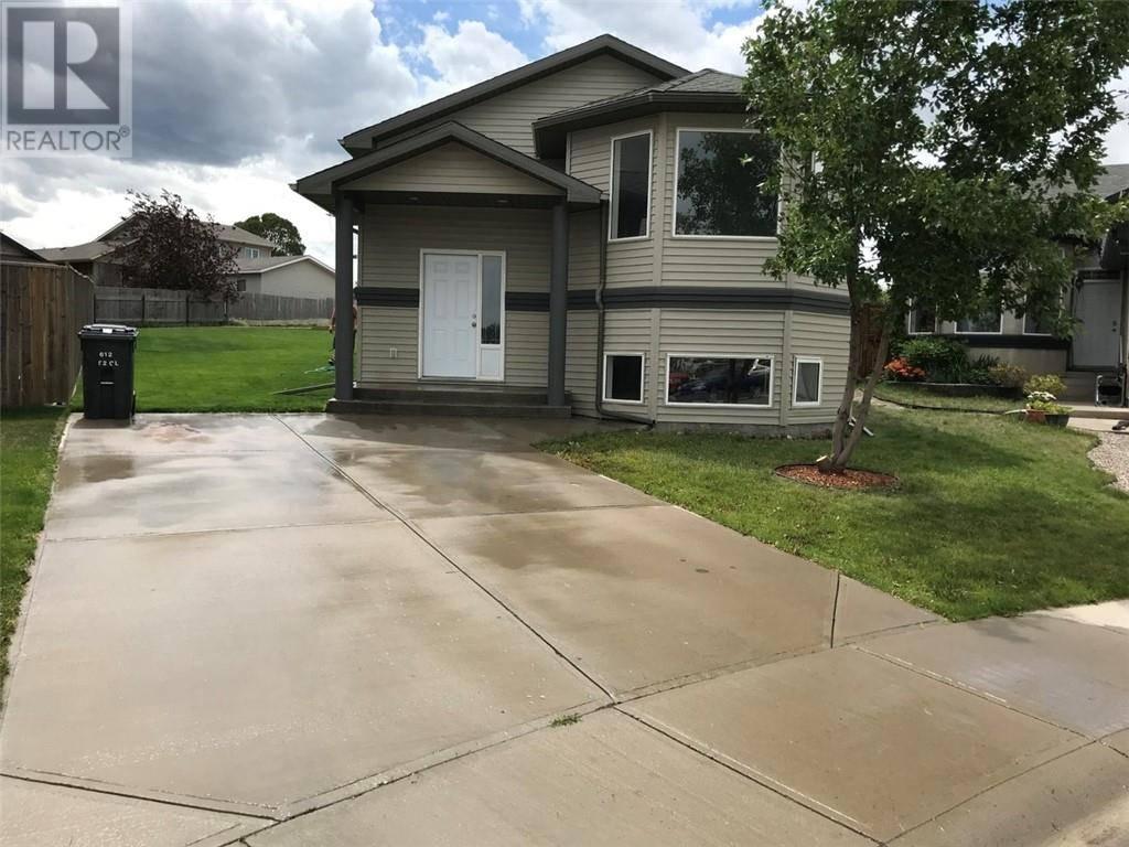 House for sale at 52 Avenue Cs Unit 612 Coalhurst Alberta - MLS: mh0174543